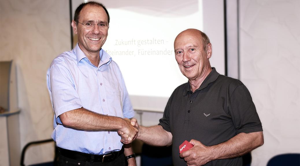 SPD nominiert Rainer Müller einstimmig als Bürgermeisterkandidat