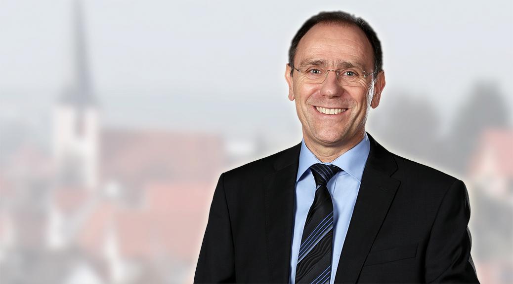Rainer Müller wird neuer Bürgermeister von Brensbach
