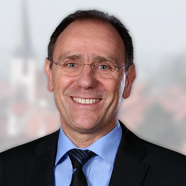 Erfahren Sie mehr über Bürgermeister Rainer Müller
