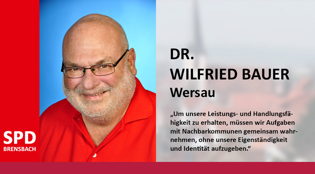 Dr. Wilfried Bauer