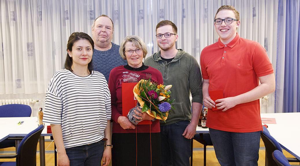 SPD Brensbach begrüßt neue Mitglieder