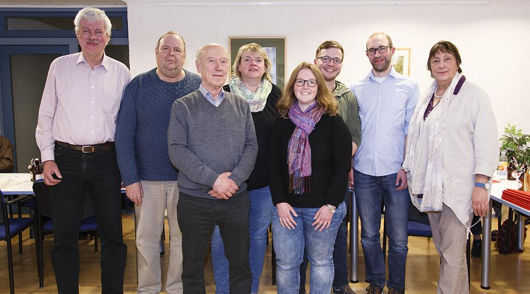 Ein starkes Team im Ortsverein der SPD