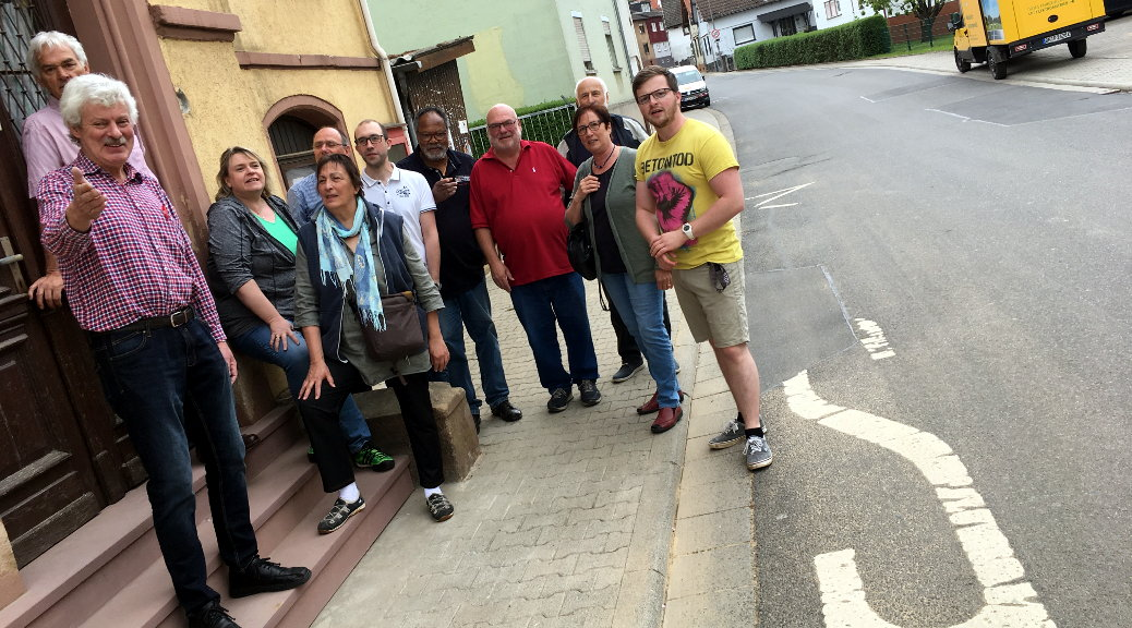 SPD informiert sich in Höllerbach