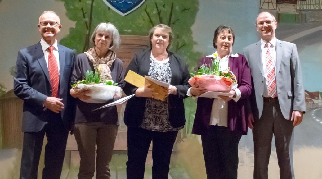 Dreimal Gold für SPD-Frauen
