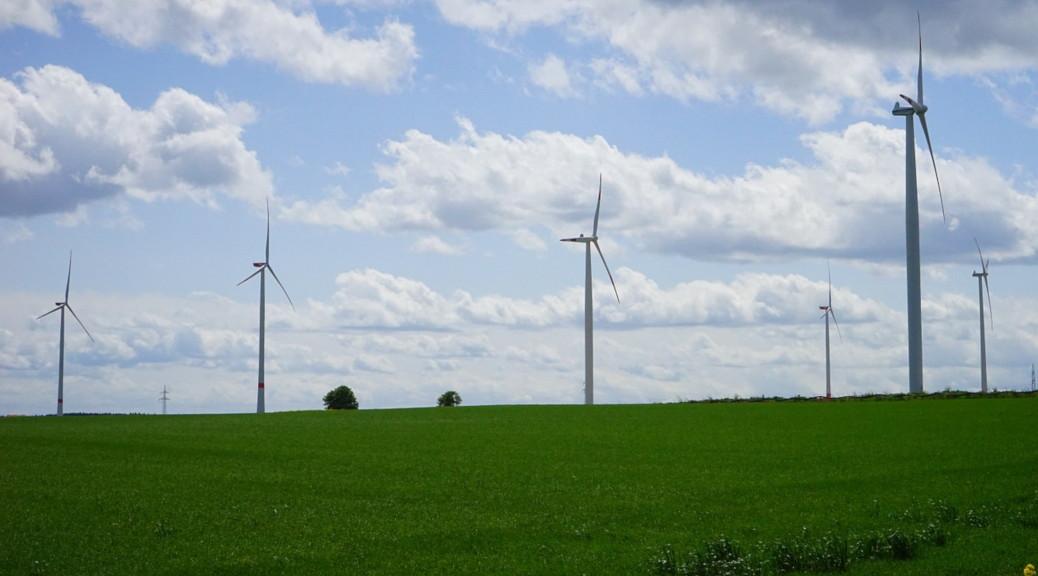 Resolution gegen übermäßige Belastung durch Windkraft