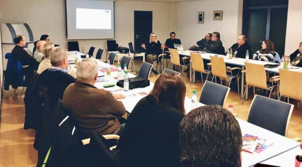 Europa ist die Antwort! – Odenwälder SPD startet in den Europawahlkampf