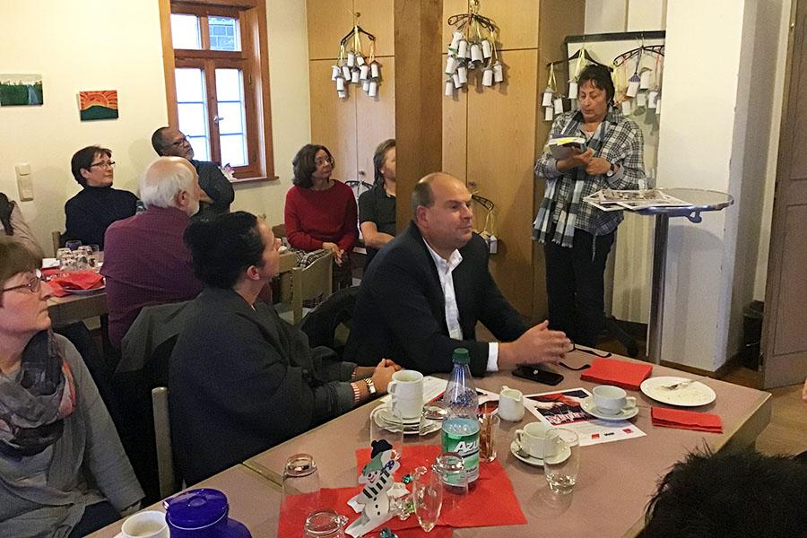 Neujahrsempfang der Brensbacher SPD am 2. Februar 2019