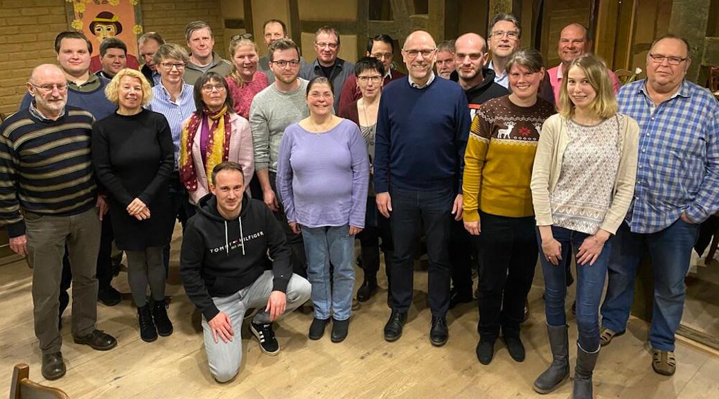 SPD-Kreisvorstand unterstützt ebenfalls Rainer Müller