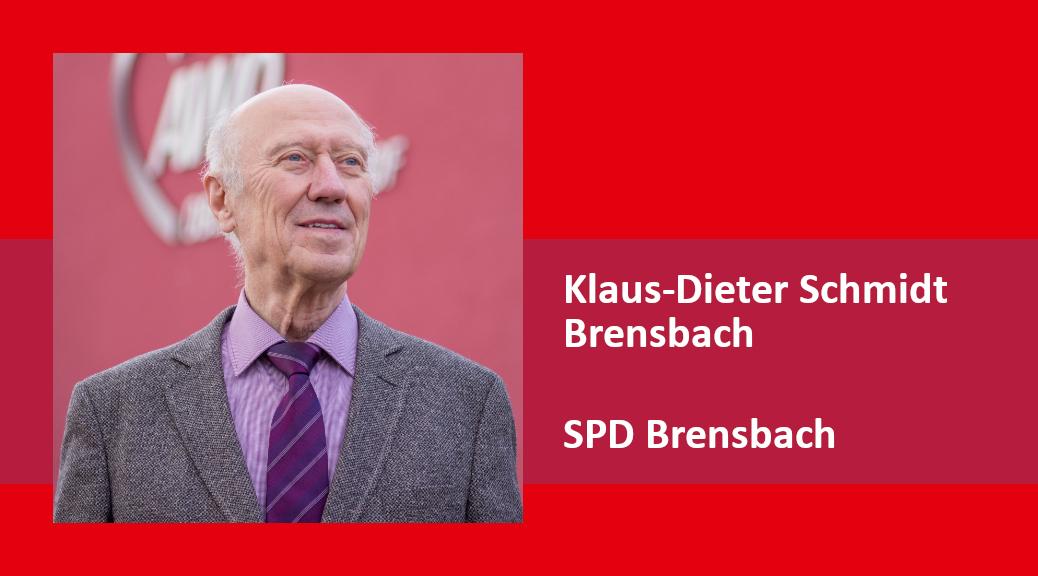 Klaus Dieter Schmidt